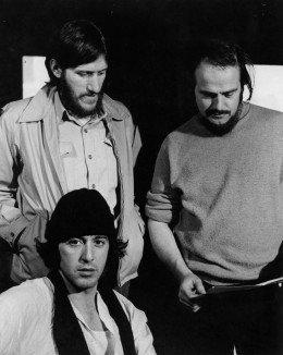 David Wheeler and Al Pacino