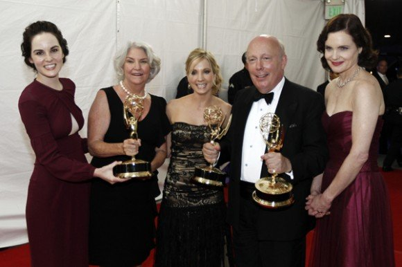 Downton Abbey wins Emmys